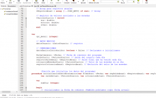 programación pascal